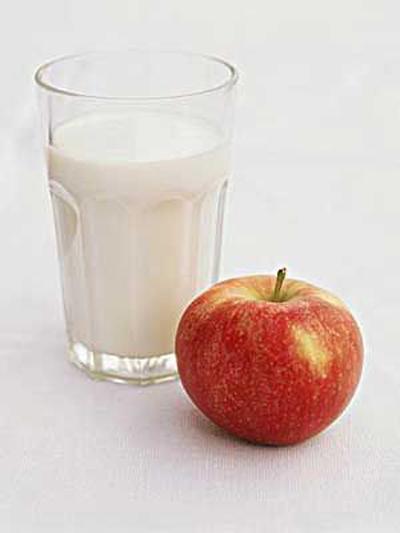 适合懒人的瘦身食谱 水果 牛奶减肥法吃出好身段