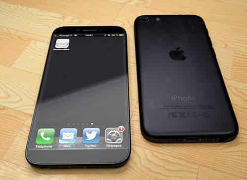 iphone6:苹果下一代手机的概念形象设计