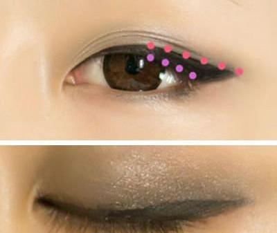 如何画烟熏妆最自然 8个化妆的画法和步骤让你变韩