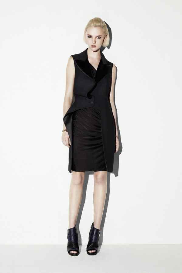 时尚。mcq 发布最新2014年早春度假系列女装lookbook