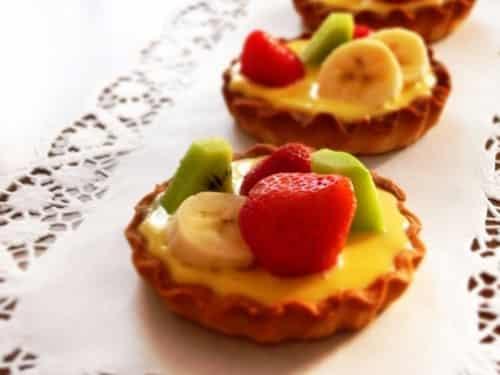 减肥水果甜点减肥食谱 美味自制食物甩脂塑身