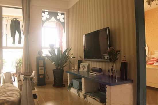 现代简约家居装修设计风格效果图欣赏高清图片