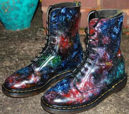 马丁/银河系马丁靴
