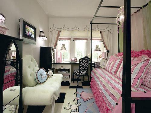 温馨浪漫的女生小公寓