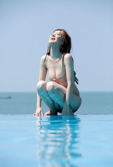 日本性感美女濑户早妃图片 白嫩肌肤令你欲望奔腾图片