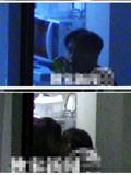 谢霆锋王菲疑复合接吻照曝光 四天公寓缠绵且行且珍惜