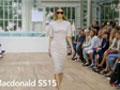 伦敦时装走秀现场 2015Julien Macdonald女装春夏系列