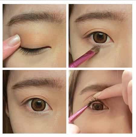 韩国小清新素颜妆容 学生也能让男神爱上你 想你尹恩惠妆容画法 清淡