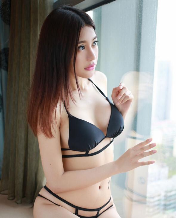 性感美女私房照图片 犹如坠入凡间的天使