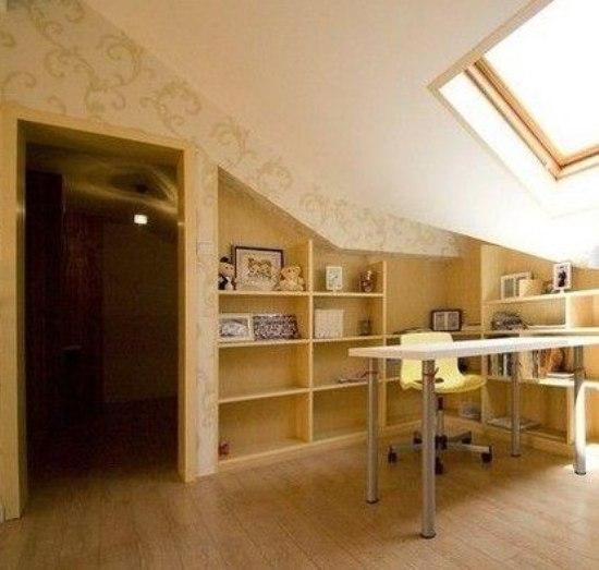 40平米小户型装修效果图 小攻略塑造大气温馨家庭 (4)