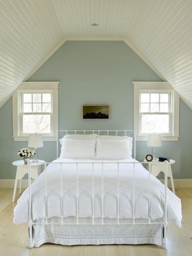 卧室设计装修效果图 简约大气小清新风式