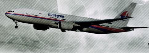 马航飞机失踪mh370被劫持新证据 飞机突降或因搏斗