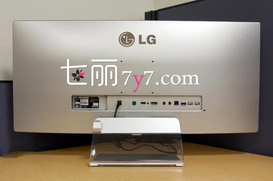 lg34英寸电脑显示器 超宽视觉享受
