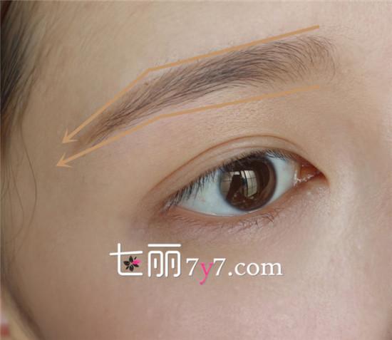 韩国元气淡妆化妆步骤教程