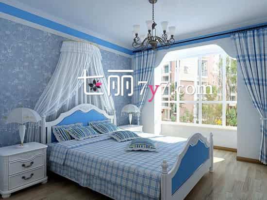 卧室装修设计效果图 漂亮的房间让睡眠更好