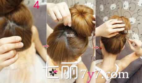 圆圈盘发器使用方法图解