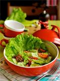 快速健康的生吃蔬菜减肥法 消脂促代谢更易瘦