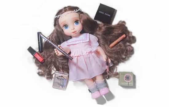 大眼娃娃妆怎样化 芭比大眼你爱吗