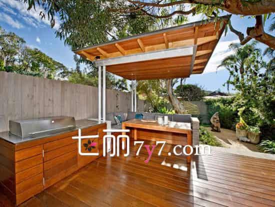 家庭阳台装修效果图 实用设计打造舒适惬意休闲区
