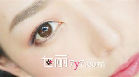 眼线的画法步骤图,眼线怎么画