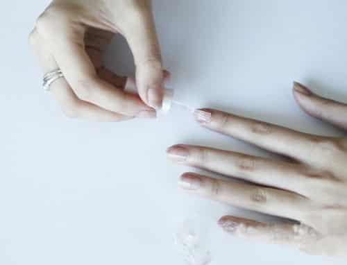 圣誕節彩繪漂亮手指甲圖片圖片