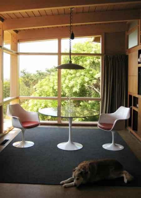 家庭露天阳台地台装修效果图欣赏