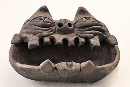 江西景德镇陶瓷瓦厂 打造欧式新古典风格陶瓷烟灰缸