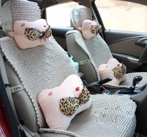 汽车内部小装饰品挂件 满满的都是爱