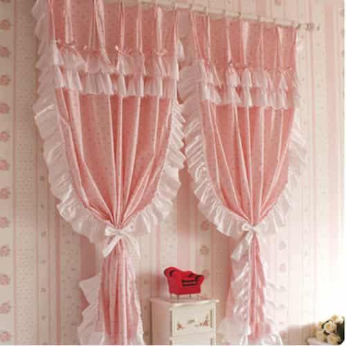 女宝宝卧室窗帘