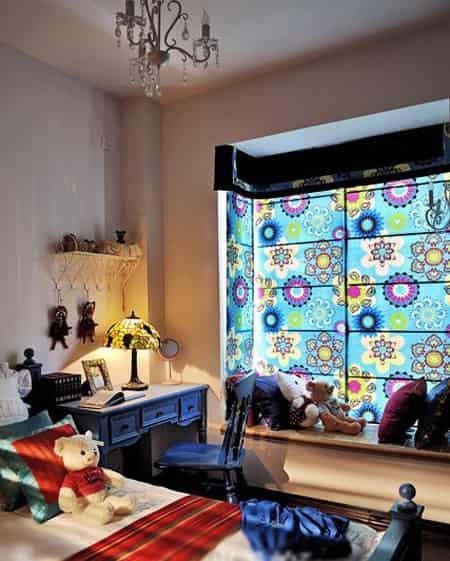 创意美家装修效果图 个性飘窗感受独特生活高清图片