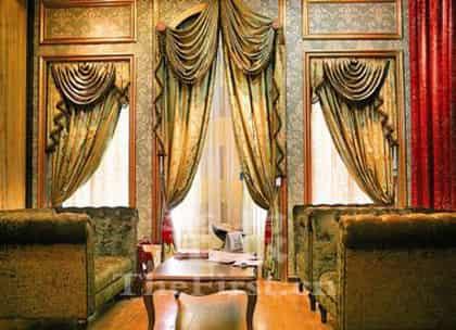 各款欧式风格窗帘布艺 为你打造奢华之家