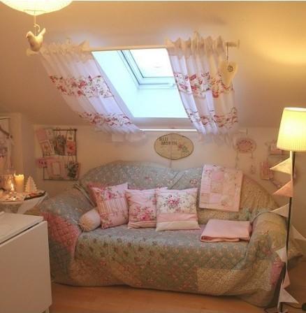室内小阁楼装修效果图 装出小阁楼情调空间