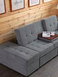 家居推荐超实用沙发床 时尚多功能又省空间
