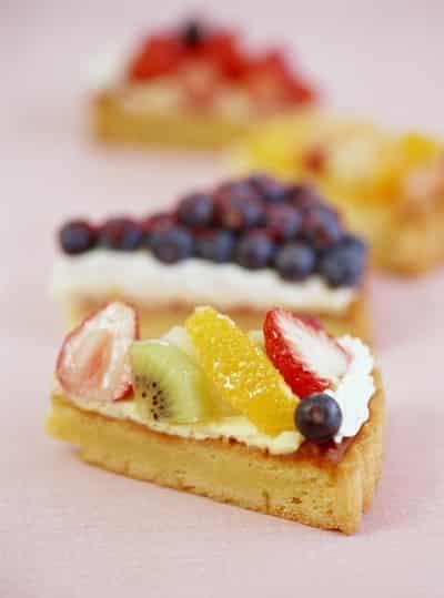 八款水果减肥早餐食谱 蛋糕沙拉寿司帮你瘦身