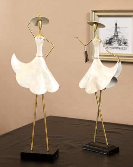 复古时尚家居装饰品摆件 软装小物件打造优雅瞬间图片