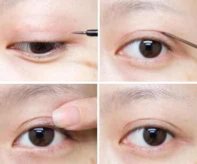 双眼皮贴怎么贴 贴法技巧教程
