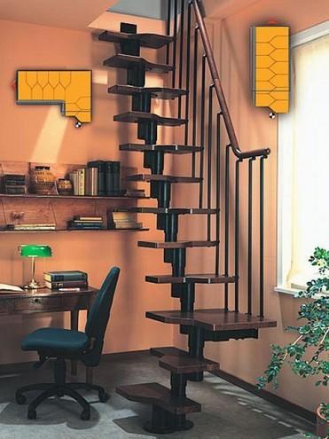 閣樓裝修設計效果圖欣賞 創意實用閣樓樓梯推薦