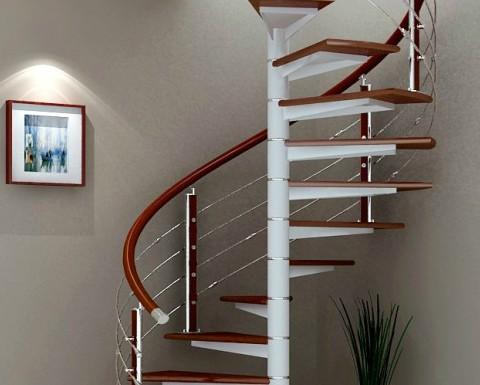 阁楼装修设计效果图欣赏 创意实用阁楼楼梯推荐