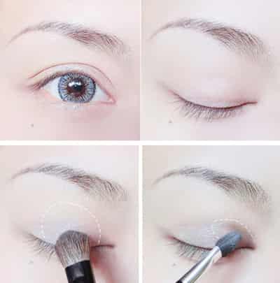 小烟熏猫眼妆的画法 复古心机妆容练就气质御姐范