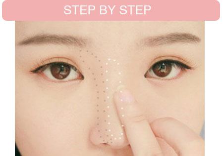 小眼睛单眼皮怎么化妆 分享单眼皮画眼线教程瞬间变大眼图片