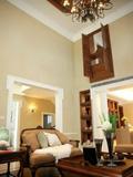最新整体别墅装修效果图 大自然原木风设计居住更舒适