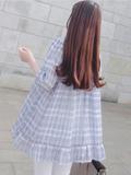 日系减龄娃娃衫搭配 清爽风遮肉显瘦又卖萌