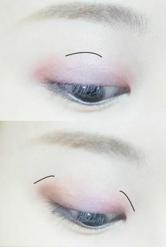 金妍儿大眼妆化妆步骤 女神级别眼妆的画法