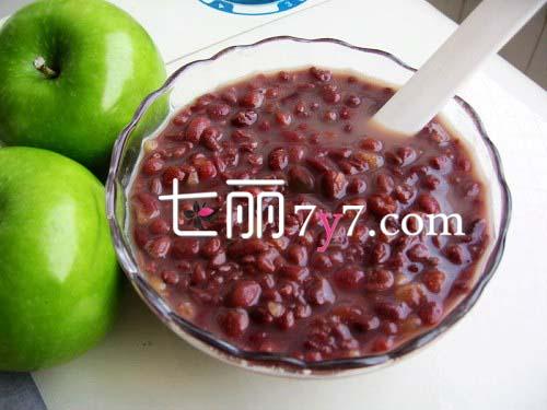 秋季红豆养生食谱大全 补血养心享健康
