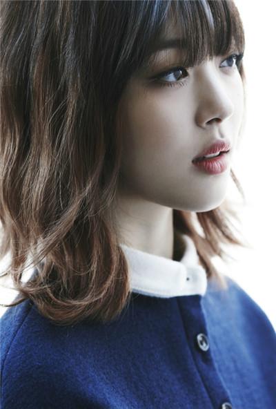 韩国女星最美小脸 瘦脸密诏大