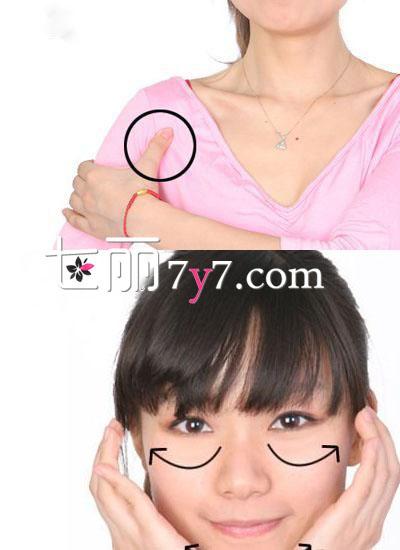 女生最快有效的瘦脸方法 瘦出尖尖锥子脸