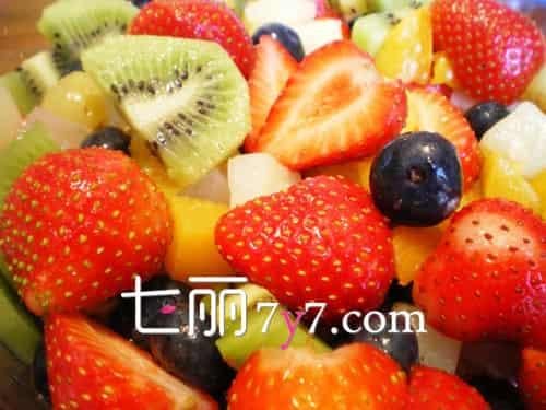健康减肥水果食谱 一周瘦10斤轻松无压力