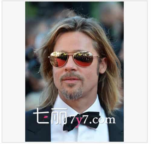 盘点男明星波波头发型图片 男士这样更迷人
