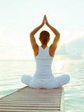 产后减肥瑜伽运动 新妈妈的呼吸瘦身方法