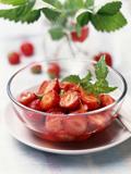 草莓的养生功效知识 小小的身材承载大大的营养价值